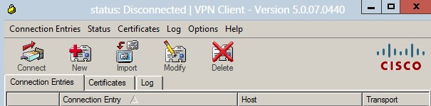 How To Fix Your Cisco VPN Client on Windows 8/Server 2012 | Edwin M